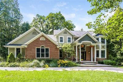 Brandon Twp Single Family Home For Sale: 290 Lancelot Lane