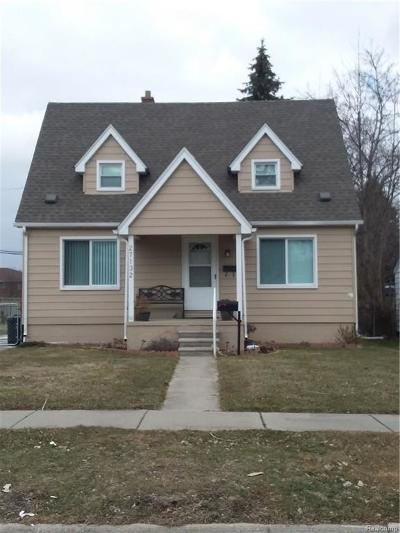 Madison Heights Single Family Home For Sale: 27132 Vance