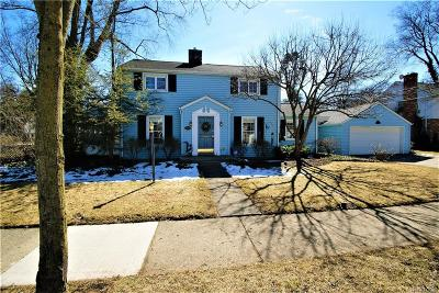 Birmingham MI Single Family Home For Sale: $439,900
