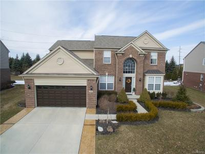 Northville Twp MI Single Family Home For Sale: $497,300