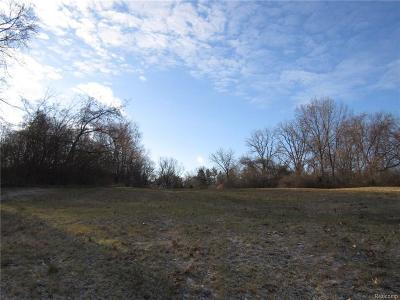 West Bloomfield Twp MI Residential Lots & Land For Sale: $479,000