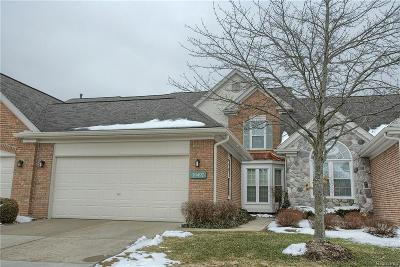 Northville Twp Condo/Townhouse For Sale: 39497 Village Run Drive Drive #180