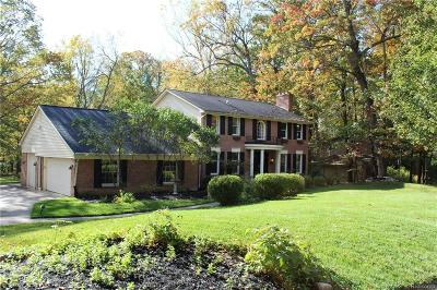 Oakland Twp Single Family Home For Sale: 236 Beechview Drive S