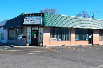 Commercial For Sale: 3526 Sashabaw Rd.