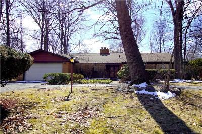 Southfield Single Family Home For Sale: 22739 N Bellwood Drive