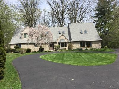 Beverly Hills Single Family Home For Sale: 21794 Hampton Street