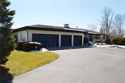 Single Family Home For Sale: 9270 N Territorial Road