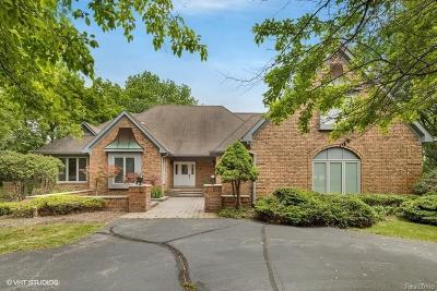 Orchard Lake Single Family Home For Sale: 5818 Carmen Court E