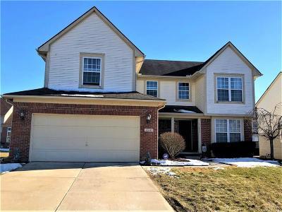 Van Buren, Van Buren Twp Single Family Home For Sale: 43643 Cedarhurst Drive
