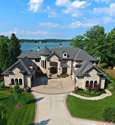 Orchard Lake Single Family Home For Sale: 4700 Dow Ridge Road