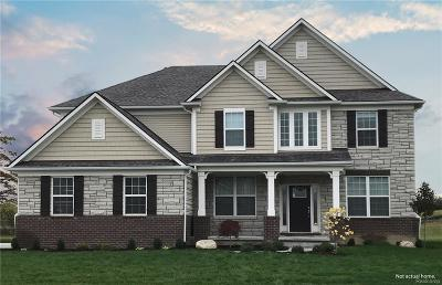 Canton Twp Single Family Home For Sale: 50621 Southford