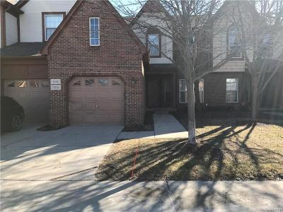 Salem, Salem Twp, Canton, Canton Twp, Plymouth, Plymouth Twp Rental For Rent: 7054 Copper Creek Circle