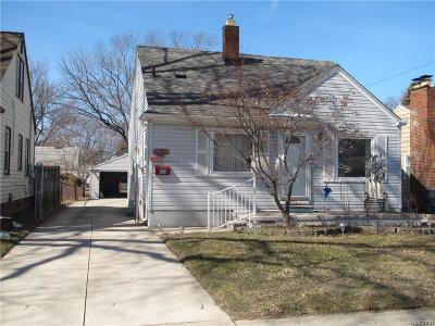 Dearborn, Dearborn Heights Single Family Home For Sale: 7031 N Gulley Road
