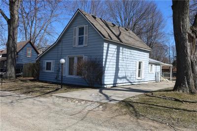 Grosse Ile, Gross Ile, Grosse Ile Twp Single Family Home For Sale: 25453 8th Street