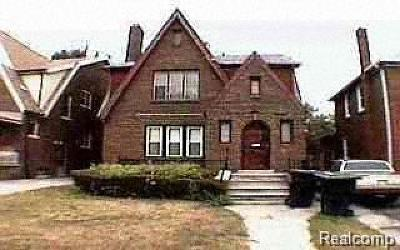 Detroit Multi Family Home For Sale: 6342 London Street