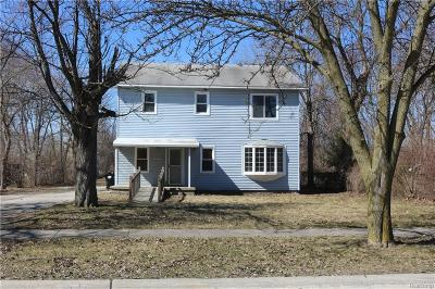 Woodhaven Single Family Home For Sale: 22420 Monterey Drive