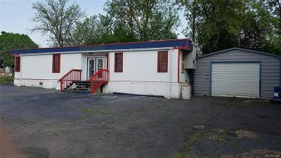 Pontiac MI Commercial For Sale: $149,000