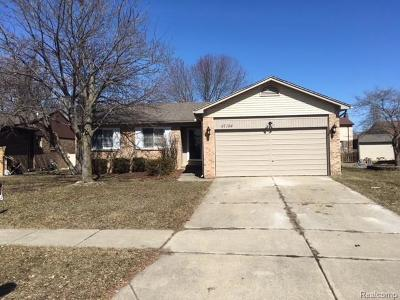 Macomb Twp Single Family Home For Sale: 47184 Blossom Lane