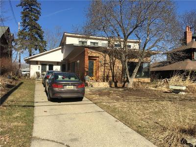 Sylvan Lake Single Family Home For Sale: 2282a Garland Street