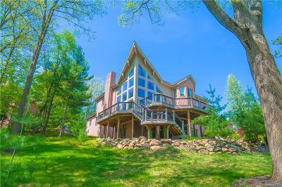 Oxford Single Family Home For Sale: 1770 Chieftain Circle