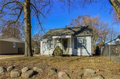 Westland Single Family Home For Sale: 5719 N Karle Street