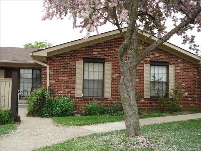 Troy Single Family Home For Sale: 2713 Roundtree Drive