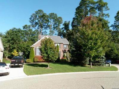 Commerce Twp Single Family Home For Sale: 4372 Darlene