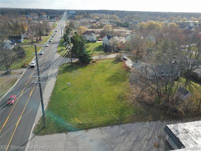 Commerce Twp Commercial Lots & Land For Sale: Union Lake Road