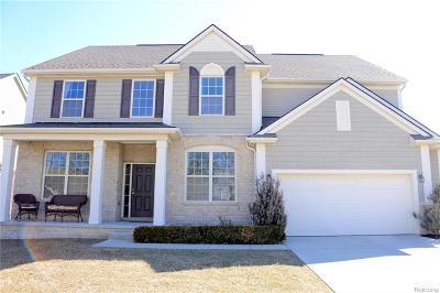 Clinton Twp MI Single Family Home For Sale: $369,900