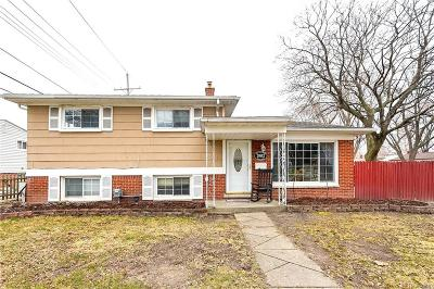 Madison Heights Single Family Home For Sale: 28912 Hales Street
