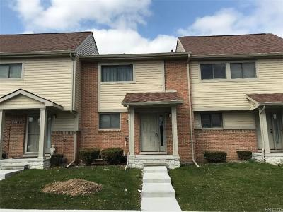 Troy Condo/Townhouse For Sale: 3769 Old Creek Road