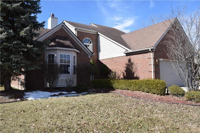 Canton, Canton Twp Single Family Home For Sale: 1040 Wildwood Lane