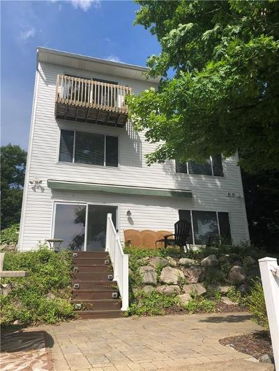 Single Family Home For Sale: 3041 Lakeview Boulevard