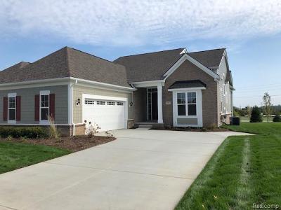 Northville Condo/Townhouse For Sale: 17074 Garden Ridge Lane #0005