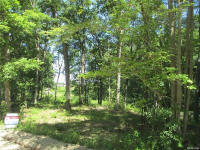 Holly Twp Residential Lots & Land For Sale: Greenleaf