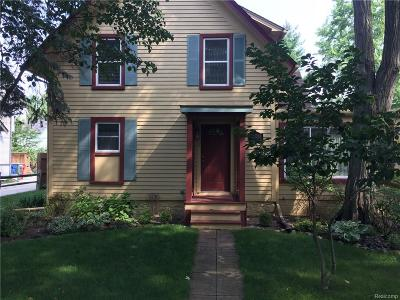 Rochester Single Family Home For Sale: 308 W 3rd Street
