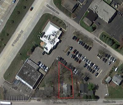 Bloomfield Twp Commercial For Sale: 844 Fairfax Avenue