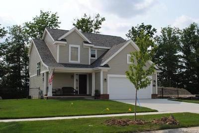 Monroe County Single Family Home For Sale: 9166 Birch Pointe Drive