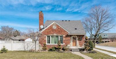 Dearborn Single Family Home For Sale: 5800 Steadman Street