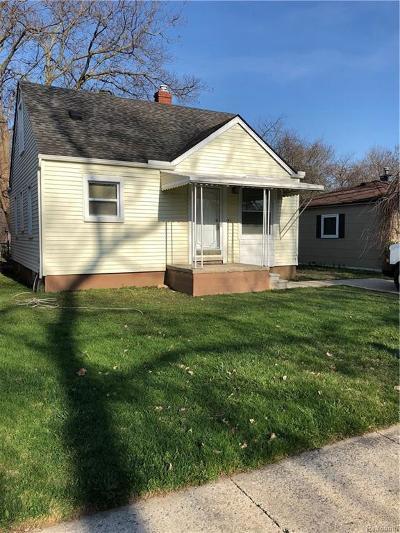 Farmington Hills Single Family Home For Sale: 22840 Colgate Street