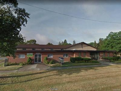 Livonia Commercial For Sale: 33015 7 Mile Rd.