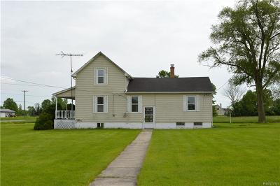 China Twp MI Single Family Home For Sale: $225,000