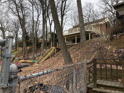White Lake Single Family Home For Sale: 1697 Ridge Road