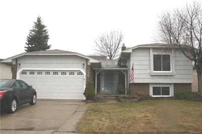 Troy Single Family Home For Sale: 1666 Woodgate Dr