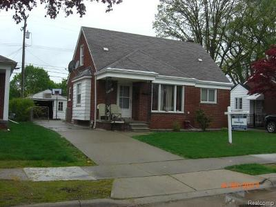 Single Family Home For Sale: 4115 Seymour Street