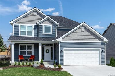 Oxford Single Family Home For Sale: 0015 Scripter Court