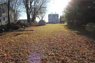 Chesterfield Twp Residential Lots & Land For Sale: Forton