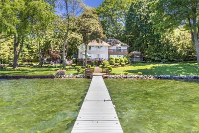 West Bloomfield, West Bloomfield Twp Single Family Home For Sale: 3184 Middlebelt Road