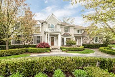 Bloomfield Twp Single Family Home For Sale: 937 Mitchell Court