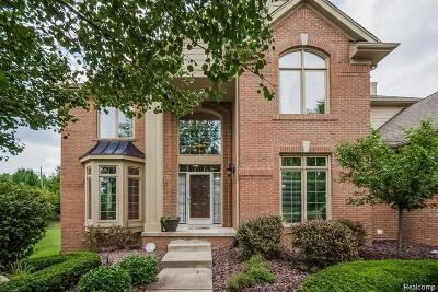 Single Family Home For Sale: 16691 Highland Lane